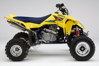 * FOTOGRAFIA DI COLORE LT R450K8 1 of 2 * per Suzuki QUADRACER 450 2006