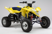 * FOTOGRAFIA DI COLORE LT R450K8 2 of 2 * per Suzuki QUADRACER 450 2006